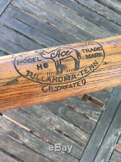 Super RARE 1920 M. R. CAMPBELL Old Antique Vintage MILK BOTTLE STYLE Baseball Bat
