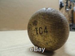 Tony Conigliaro vintage wooden 34 baseball bat Louisville Slugger Red Sox