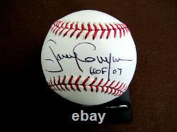 Tony Gwynn Hof 2007 8 X Batting Champ Padres Signed Auto Vtg Onl Baseball Jsa