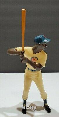 VINTAGE 1958-1963 Hartland statue of Ernie Banks with ORIGINAL bat Chicago Cubs