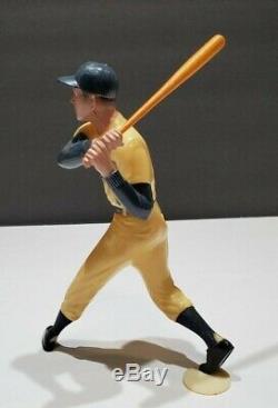 VINTAGE 1958-1963 Hartland statue of Rocky Colavito with ORIGINAL bat & toe plate