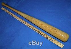 VINTAGE 1960's LOUISVILLE SLUGGER Baseball Bat, MICKEY MANTLE, RARE 36 MM6