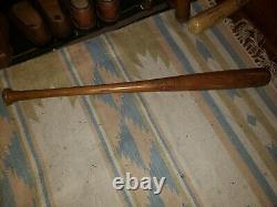 VINTAGE MICKEY MANTLE Hillerich & Bradsby Made in Canada Louisville Baseball Bat