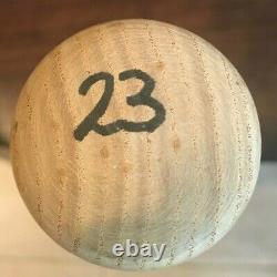 VINTAGE TOM BRUNANSKY Louisville Slugger C243 Game used uncracked bat CARDINALS