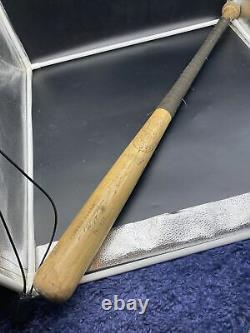 VTG 34 H&B Louisville Slugger 125 TED WILLIAMS BROWN UNIVERSITY Baseball Bat