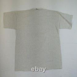 VTG KORN Follow The Leader Promo T-Shirt XL Large BASEBALL KID BAT GLOVE rare 98