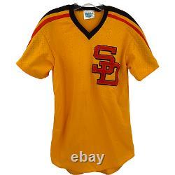 VTG Roman San Diego Padres Batting Practice Jersey Size Medium Baseball 80s Rare