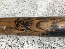 Vintage 1905-1908 Spalding 3X Baseball Bat Childs 29 1/2 A. G. Spalding Rare