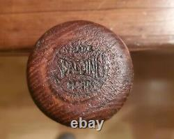 Vintage 1908 1911 Spalding Gold Medal Autograph Series, John J. Evers bat