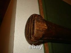 Vintage 1915 Era Stall And Dean Jake Stahl #16 Baseball Bat, 34 Store Model