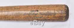 Vintage 1920s 1930s Bill Terry 40 B. T. Hillerich & Bradsby Store Baseball Bat