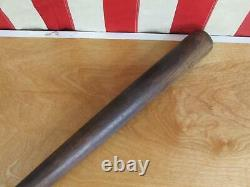 Vintage 1920s Louisville Slugger Wood Baseball Bat Hickory Playground 33 PGH