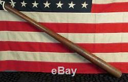 Vintage 1920s Louisville Slugger Wood Baseball Bat Pair Playground Hickory 33