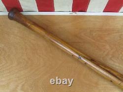 Vintage 1920s Spalding Wood Baseball Bat No. 10'Diamond Logo' Brand 34 Antique