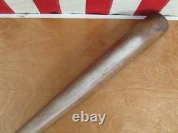Vintage 1920s Zinn Beck Co. Wood Diamond Ace Baseball Bat HOF Mickey Cochrane 34