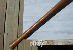 Vintage 1930-40's H&B Hillerich & Bradsby Wood Baseball Bat Dixie Walker No 9