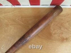 Vintage 1930s Draper Maynard D&M Wood Baseball Bat 70 Pointer Brand 31 Antique