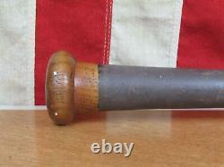 Vintage 1930s TruSport Wood Soaker Baseball Bat Hank Greenberg Model Tryon 36