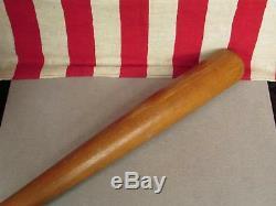Vintage 1930s Winner Wood Baseball Bat No. 90 League 34 Louisville Slugger Nice