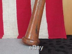 Vintage 1940s Comet Bat Co. Wood Baseball Bat Cadet Model No. 1310 LL Homer, NY