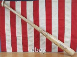 Vintage 1940s Sheldon Ball Bat Wood Baseball Bat American Ace Babe Ruth Type 34
