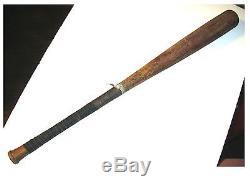Vintage 1943 1947 Louisville Slugger Baseball Bat ROGER HORNSBY H117 35