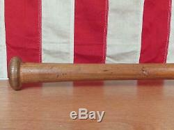 Vintage 1950s Bancroft 500 Wood Baseball Bat Hickory Ash Ted Williams Type 35