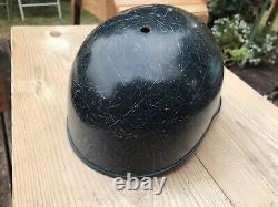 Vintage 1960s American Batting Cap ABC Baseball Batting Helmet Fiberglass Rare