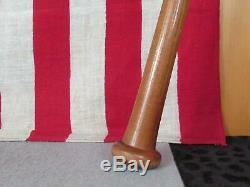 Vintage 1960s King Pro Wood Baseball Bat Leader Ken Boyer Model 33 Cardinals