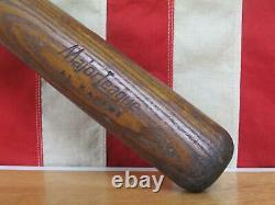 Vintage 1960s MacGregor Wood Baseball Bat Major League Al Kaline Model HOF 33