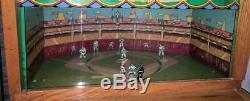 Vintage 1961 Original Williams Batting Champ Bat/baseball Deluxe Pinball Machine