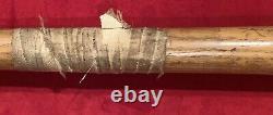 Vintage 1965 1972 San Francisco Giants Game Used Fungo Baseball Bat Old Early