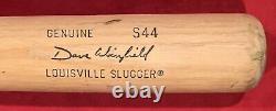 Vintage 1986 1989 Dave Winfield New York Yankees Game Used Baseball Bat HOF