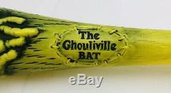 Vintage 1986 HTF Ghouliville Bat Marchon Madballs Baseball Weird Balls KO RARE