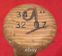Vintage 1989 1996 John Olerud Toronto Blue Jays Game Used Baseball Bat Old