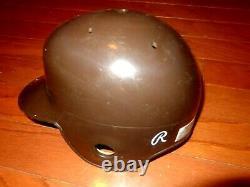 Vintage 1989 Game Used San Diego Padres Rawling's Baseball Batting Helmet Abc
