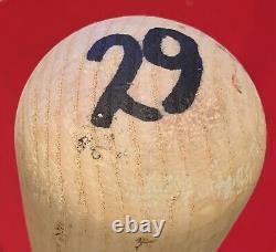 Vintage 1990's John Kruk Philadelphia Phillies Game Used LS Baseball Bat with Use