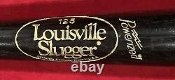 Vintage 1991 1996 Albert Joey Belle Cleveland Indians Game Used Baseball Bat
