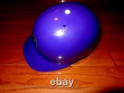 Vintage 1998 Game Arizona Diamondbacks Abc Baseball Batting Helmet Used Cardinal