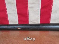 Vintage 30s Krens Klouter Wood Baseball Bat Ray Mueller Model 35 Joseph G. Kren