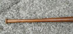 Vintage 34 Old PIEDMONT Baseball Bat Richmond Va. Eastern Handle corp NICE