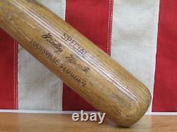 Vintage 60s Louisville Slugger Baseball Bat HOF Mickey Mantle Special Model 32