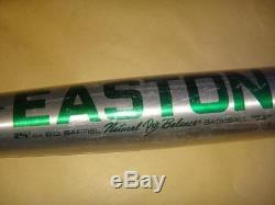 Vintage 80s Easton B5P Pro Baseball Bat 2 5/8 Dia. 35 31 oz New Never Used