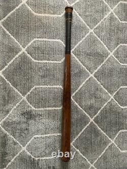 Vintage Antique Edw. K. Tryon Co. Wood Baseball bat