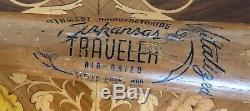 Vintage Antique JOE DIMAGGIO Baseball Bat ARKANSAS TRAVELER 36 # 275 NY Yankees