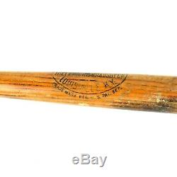 Vintage Babe Ruth Louisville Slugger 1930s Youths H&B #40BRJ Baseball Bat 31.5