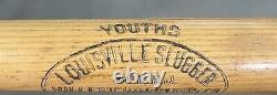 Vintage Babe Ruth YOUTH Louisville Slugger Baseball Bat TRADEMARK REG US PAT OFF