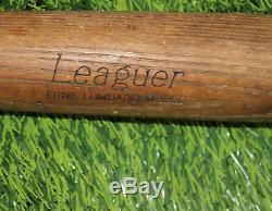 Vintage Baseball 1930's Goldsmith ERNIE LOMBARDI Wooden Bat Rare 34 REDS HOF