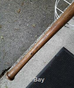 Vintage Baseball Bat A G SPALDING signature Circa 1902