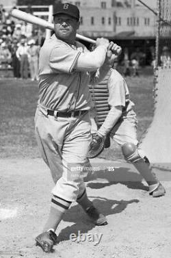 Vintage Baseball Bat Hall of Fame Legend Jimmy Foxx Game Played Bat